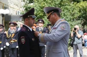 В Смоленске наградили лучших полицейских
