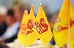 Справедливороссы определились с кандидатами в депутаты Смоленского горсовета