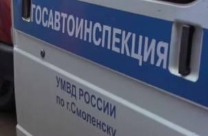 Смоленская Госавтоинспекция задержала более полусотни пьяных водителей