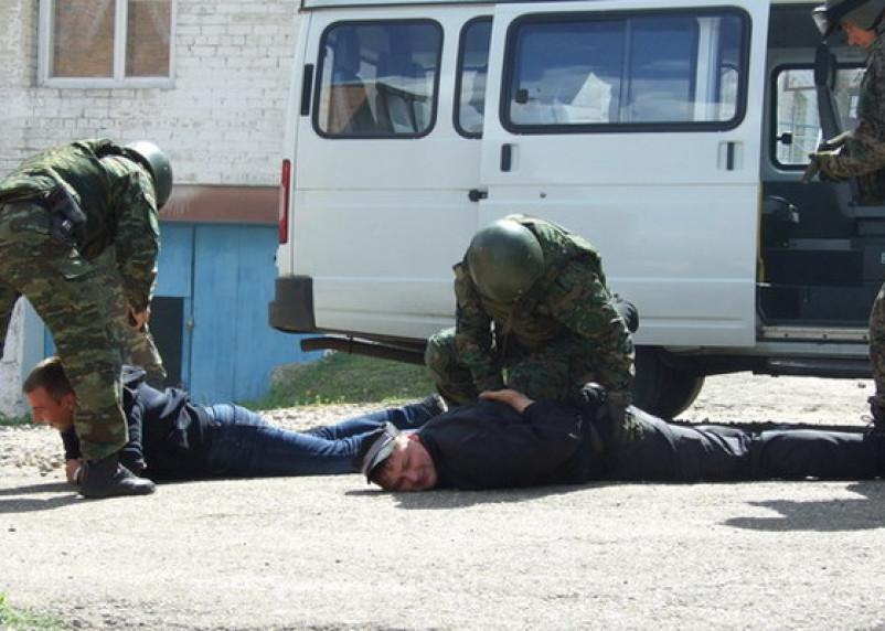 В смоленской колонии №6 отработали освобождение заложников