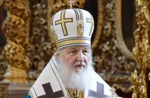 Патриарх Кирилл прибывает с визитом в Смоленскую область