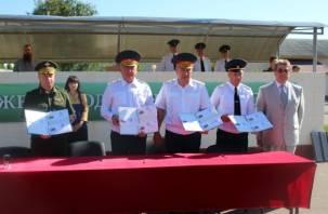 Подвиг смоленских бойцов-железнодорожников запечатлен на конвертах