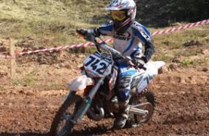 Смоленские мотогонщики хорошо выступили на чемпионате