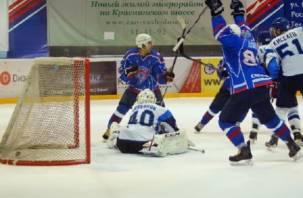 Смоленские хоккеисты победили в предсезонном турнире