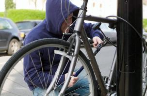 В Смоленске раскрыта серия велосипедных краж