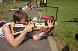 Смоленские биатлонисты победили в первенстве ЦФО