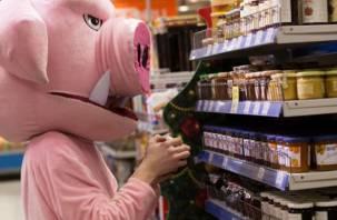 «Хрюши против» проверят смоленские магазины на «просрочку»