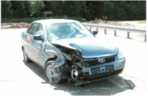 В Вяземском районе в ДТП пострадали три человека