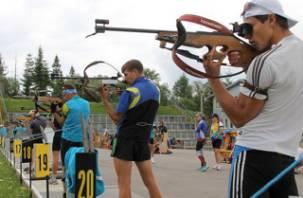 Смоленские биатлонисты хорошо выступают на первенстве ЦФО