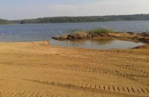 Владельцы санатория в Пржевальском уничтожают природу Смоленского Поозерья?