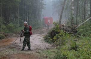 В двух районах Смоленщины введен режим чрезвычайной ситуации