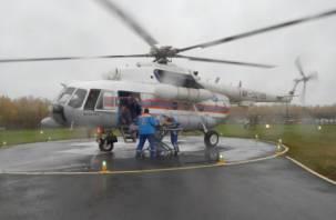 В Смоленской области появится вертолет для перевозки тяжелобольных