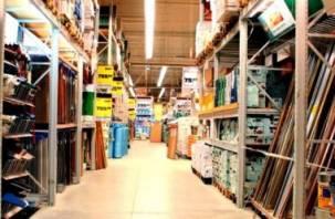 Белорусы будут продавать строительные материалы в Смоленске