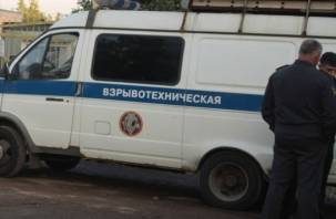 В Смоленске снова «заминировали» жилой дом