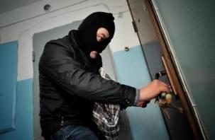 В Смоленске раскрыта крупная квартирная кража