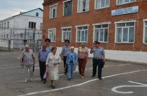 1 сентября в школы отправилось около тысячи смоленских заключенных