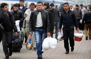 Трудовых мигрантов могут начать завозить в Россию на чартерных поездах