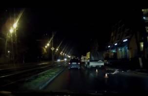 В Смоленске, на улице Багратиона, насмерть сбили человека