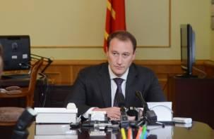 Чемодан, вокзал, Москва. Михаил Питкевич покидает пост первого вице-губернатора