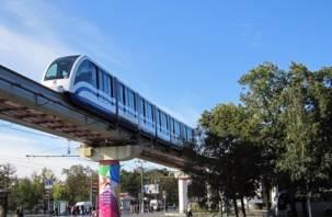 В Смоленске заговорили о создании надземного метро