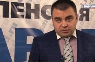 Алексей Казаков прокомментировал итоги выборов в Смоленской области