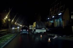 В Смоленске, на Багратиона, насмерть сбили пешехода
