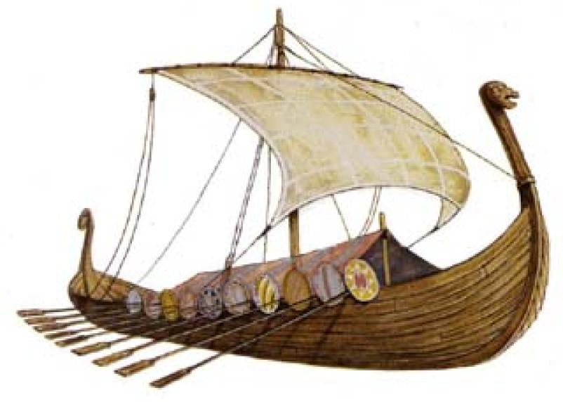 В Гнёздове найдены детали корабля викингов