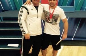 Смолянин – серебряный призер международного турнира по вольной борьбе