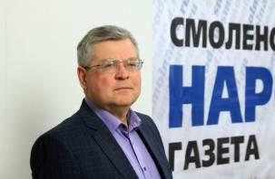 Сергей Лебедев вошел в рейтинг серебряных призеров губернаторских выборов