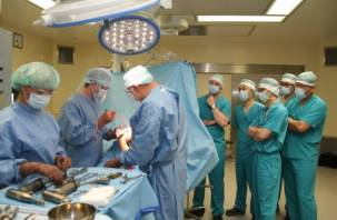 В смоленском центре ортопедии прошла международная научно-практическая конференция