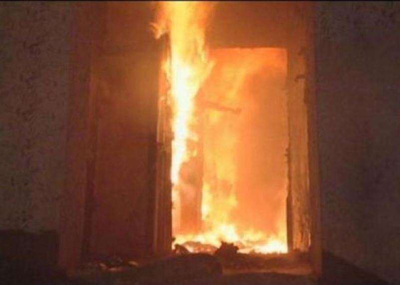 В Смоленской области в огне погибли дети