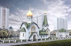 Смоленские пчелы помогают построить церковь в Москве