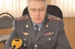 Бывший замначальника УМВД по Смоленской области возглавил полицию Сызрани