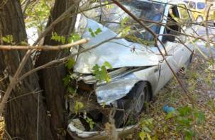 В Смоленской области в ДТП погиб водитель
