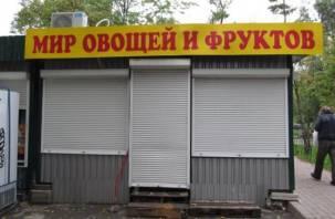 Администрация Смоленска прозрела относительно самовольно установленных объектов