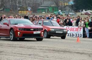 В Смоленске завершится сезон Drag Racing