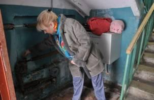Деньги на бочку! Отсутствие горячей воды в Смоленске объяснили долгами