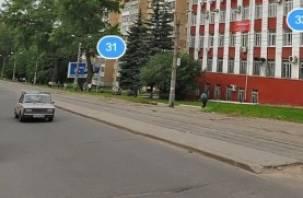 Смоленская автоледи сбила подростка-пешехода
