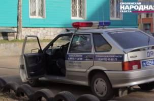 ГИБДД проверит, как паркуются водители в Смоленске