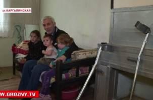 Смоленские врачи поставят на ноги инвалида из Чечни