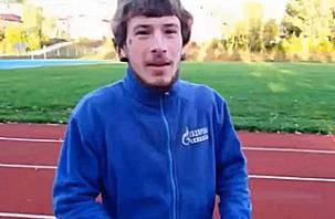Смоленский юноша установил рекорд по набиванию мяча