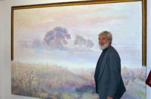 Выставка известного смолянина открылась в московском «Новом Манеже»