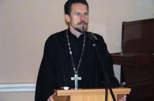 Переназначен ректор Смоленской духовной семинарии