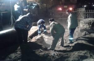 Жителей Промышленного района Смоленска подключают к отоплению