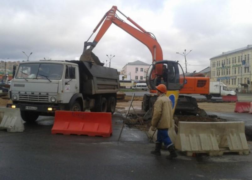Смоленская ТСК проведет очередной ремонт теплосети