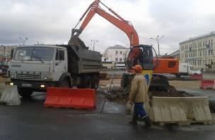 В Смоленске опять отключат отопление