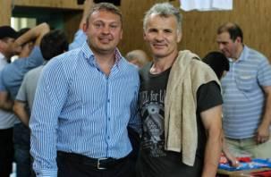 Смоленский борец выступит на чемпионате мира среди ветеранов-вольников
