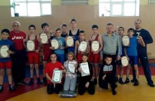 Смоленские борцы увезли из Витебска больше всего наград