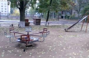 В Смоленске назначат дежурных по песочницам