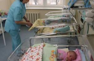 За один месяц в Смоленске сократилась рождаемость
